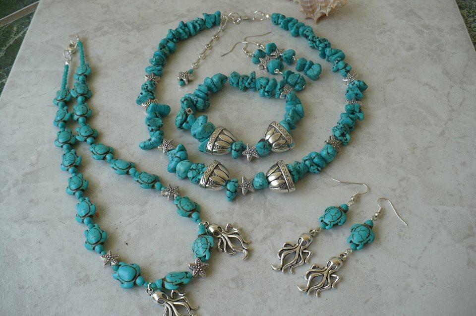 Originální šperky z bižuterie Billi