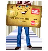 Platební karty, účty a jejich použití/zneužití