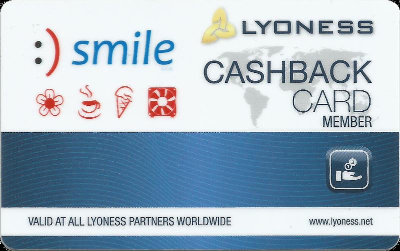 Karta Lyoness – slevy napříč internetem