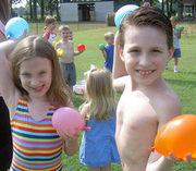 vodní bomby pro děti