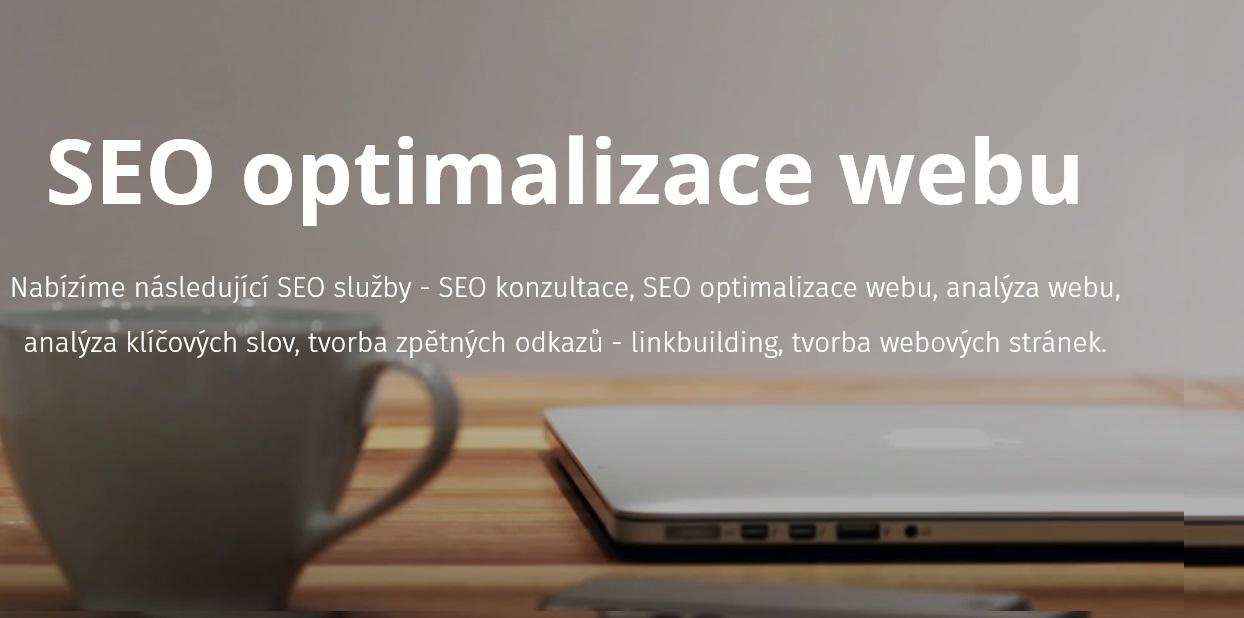 SEO optimalizace zlepší pozice vašeho webu ve vyhledávání