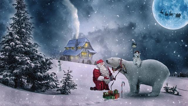 Jak se slaví Vánoce ve světě