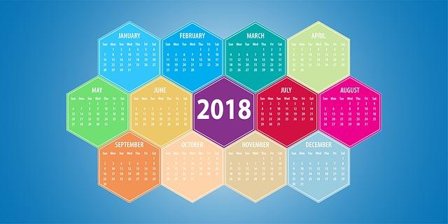 Klepnu a kalendář je tam, dnes ještě ne