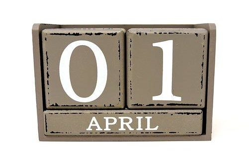 Je tu 1 duben, začíná další měsíc a oblíbený apríl