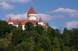 Státní zámek Konopiště – tip na výlet
