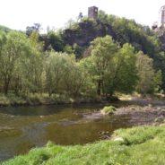 Ubytování na zámku Vranov nad Dyjí nebo hradu Bítov