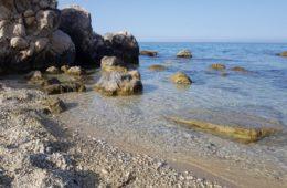 Byli jsme v Řecku na ostrově Zakynthos a bylo tam pěkně