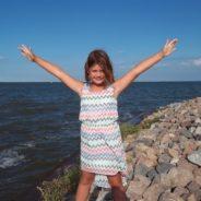 Na víkendový výlet s rodinou k moři na Balt na Rujanu
