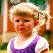 Vzteká se vám dítě, jak na to reagujete, jak postupujete?