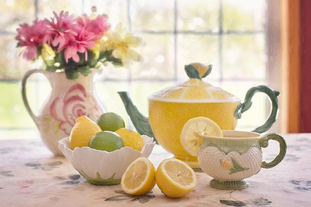 Přípravu i pití čaje si můžeme i vychutnat