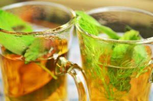 Bylinkové čaje pro pohodu a zdraví