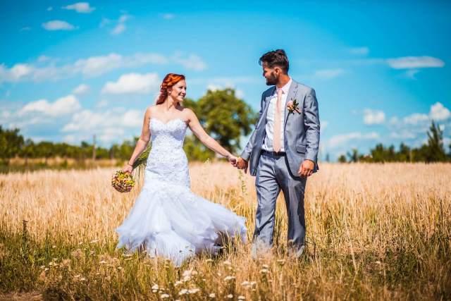 Svatba na jižní Moravě