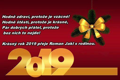 Přeji Vám, aby byl váš příští rok přesně takový…