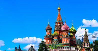 Vyřiďte si ruské vízum a vydejte se do Ruska